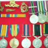 ALBERT HENRY S. - Missing family medals recovered from TradeMe - thanks MRNZ !