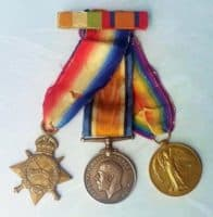 "GERALD ADAM PAUL – WW1 medals of New Plymouth ""Rough Rider"" find a home on the Isle of Wight."